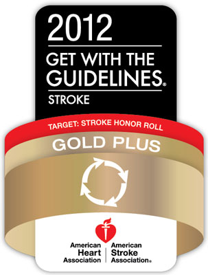 2012 Get with the Guidelines Gold Plus