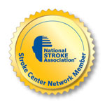 A member of the National Stroke Association's Stroke Center Network